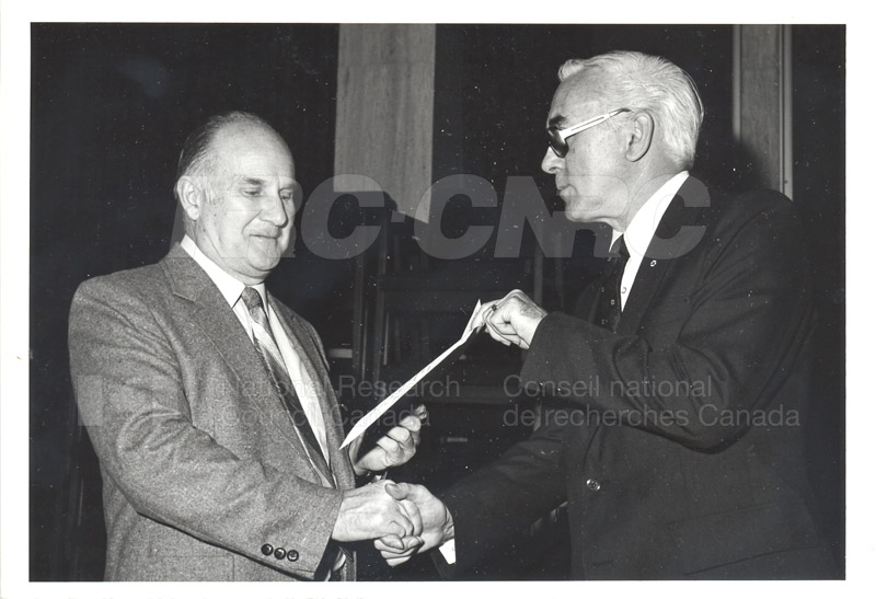 25 Year Service Plaques Presentations 1980 010