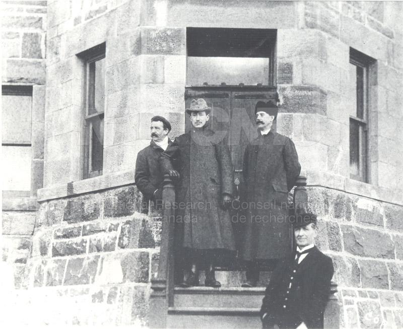 Marconi First Transatlantic Communication 1901 006