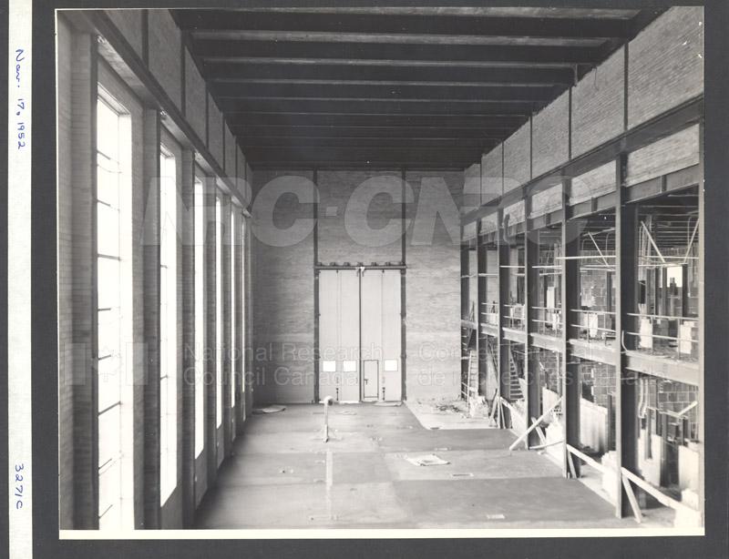 Construction of M-50 Nov. 17 1952 #3271 003