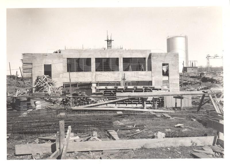Construction Photographs 105