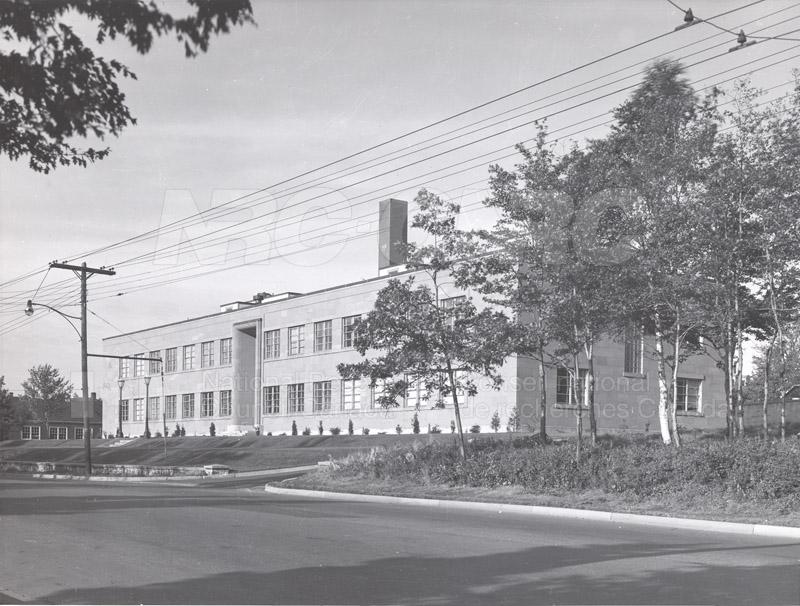 The Building- Exterior Views 1950-1968 001