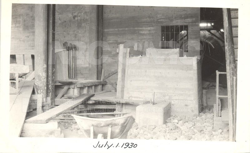 Sussex St. and John St. Labs- Album 2-Wind Tunnel July 1 1930 002