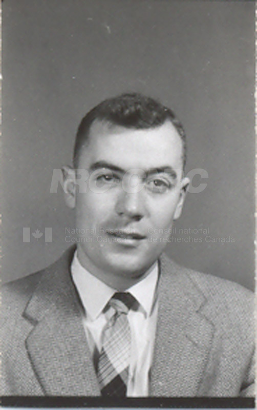 Photographs of Postdoctorate Issue 1957 029