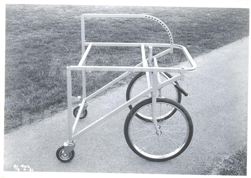 George Klein Wheel Chair 004
