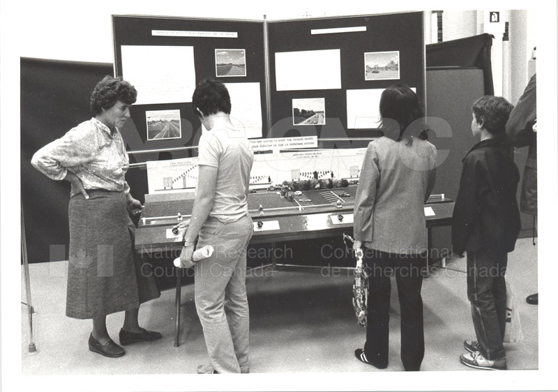NRC Open House- Physics (Acoustics) 1984 001