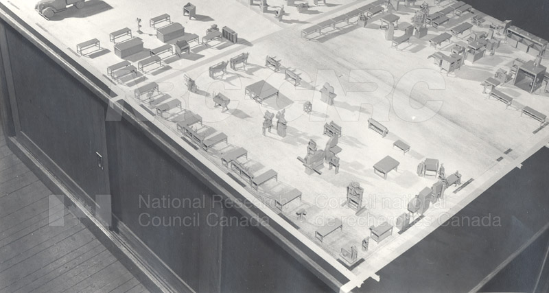 Construction of M-50 Model and Road Layout 002