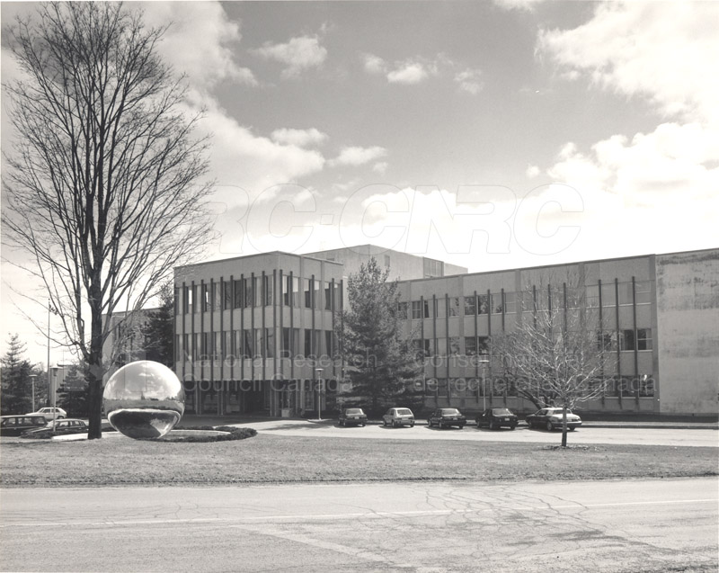 NRC Buildings- M-58 Silver Ball 003