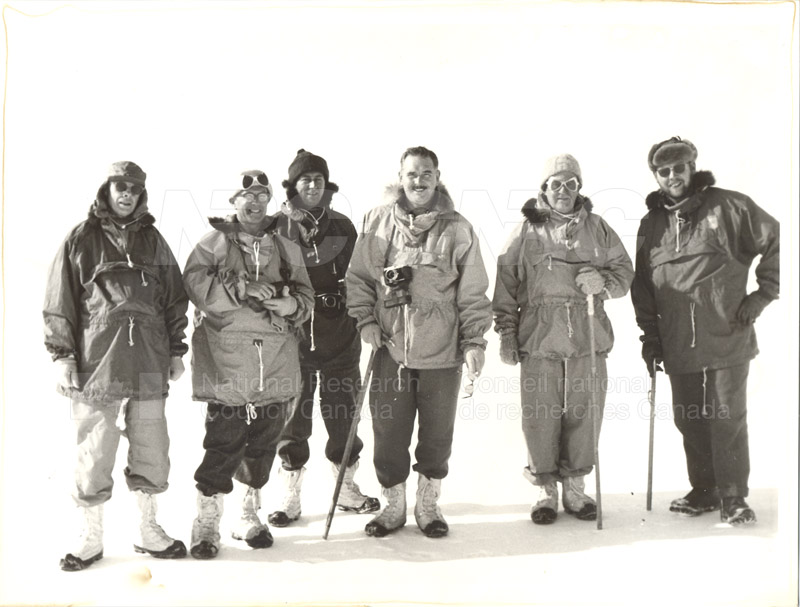 CSC New Zealand-Antarctica- Dr. Ballard and Dr. Babbit 1964 008