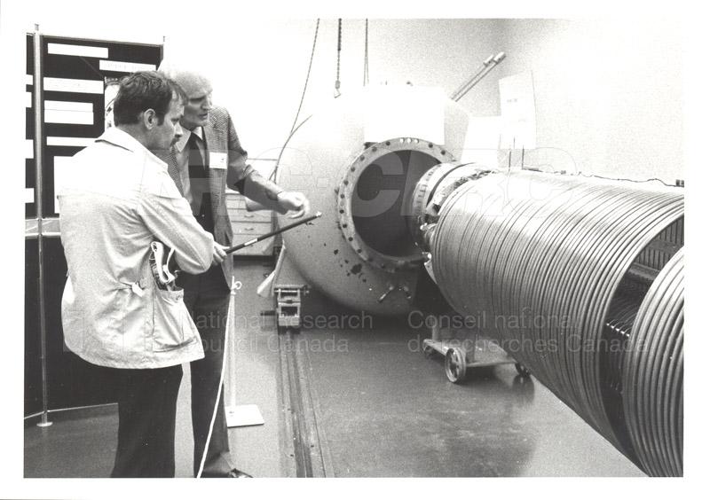 NRC Open House- Physics (M35) 1984 003