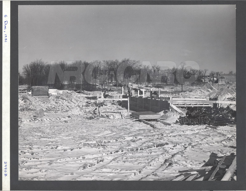 Construction of M-50 Dec. 6 1951 #2990 002