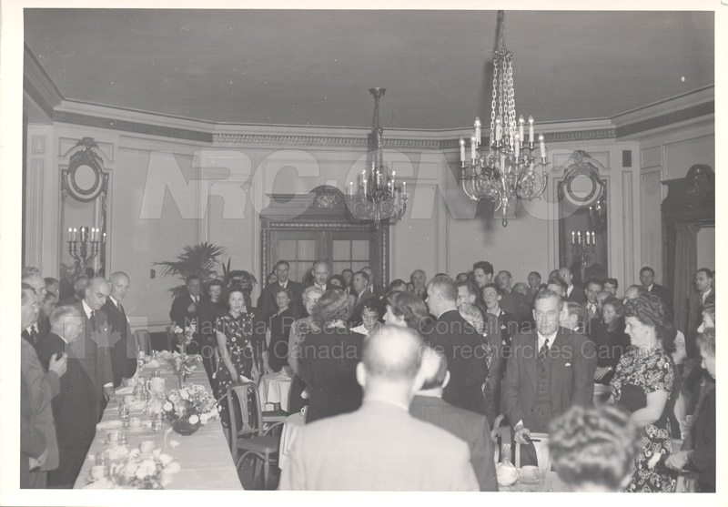 Retirement of Dr. Boyle 1949 005