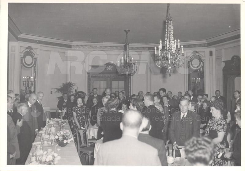 Retirement of Dr. Boyle 1949 005