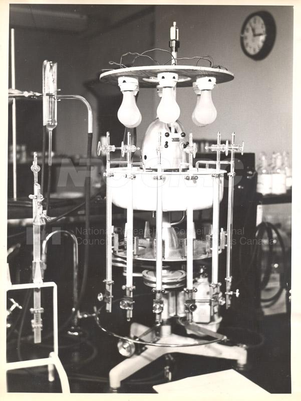 Warburg Apparatus c.1950