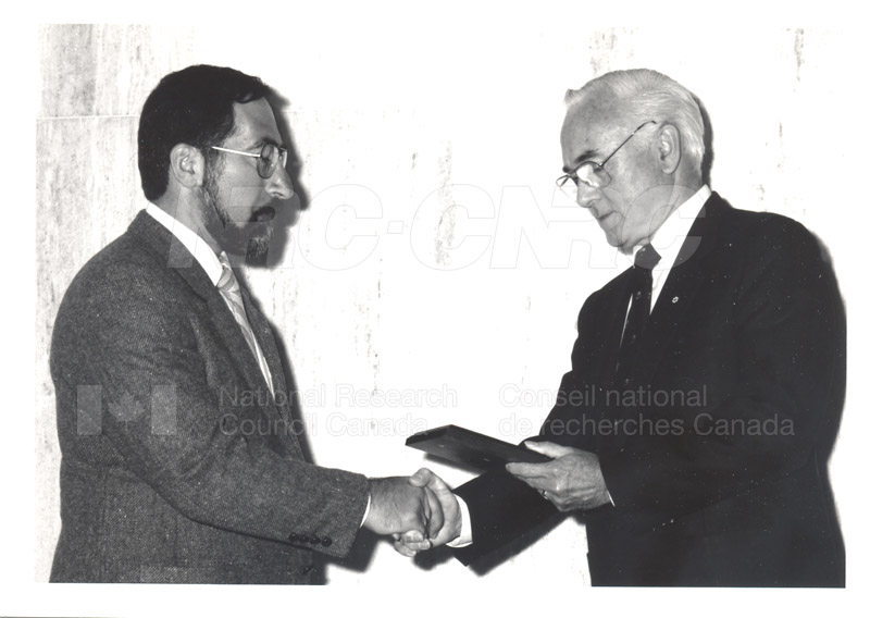 25 Year Service Presentations June 8, 1988 013