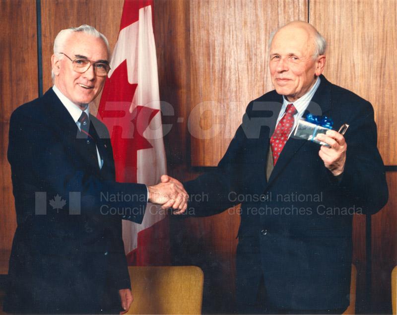 Dr. A. Sakharov at NRC 13 Feb. 1989 003