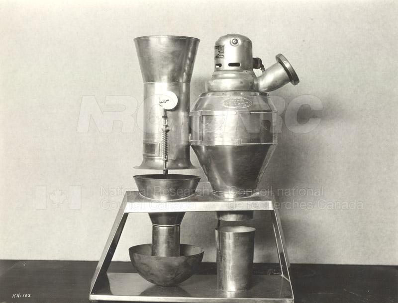 Air Separator for Seeds KK-103