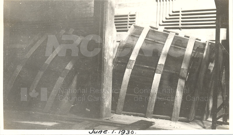 Sussex St. and John St. Labs- Album 2-Wind Tunnel June 1 1930 003