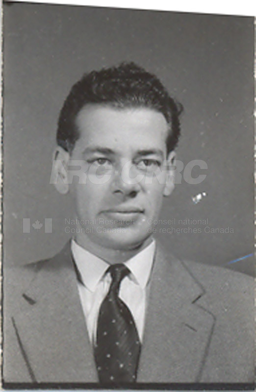 Photographs of Postdoctorate Issue 1957 025