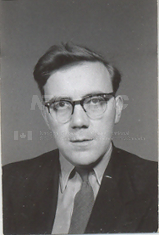 Photographs of Postdoctorate Issue 1957 050