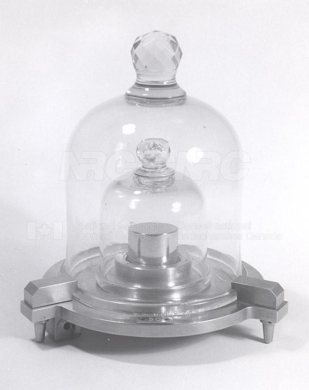 Standard Kilogram- Platinum-Iridium Alloy 001
