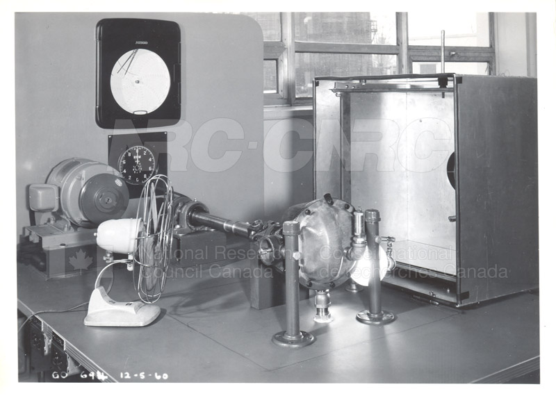 Fuel and Lubricant Lab Apparatus and Testing Procedures 1960 022
