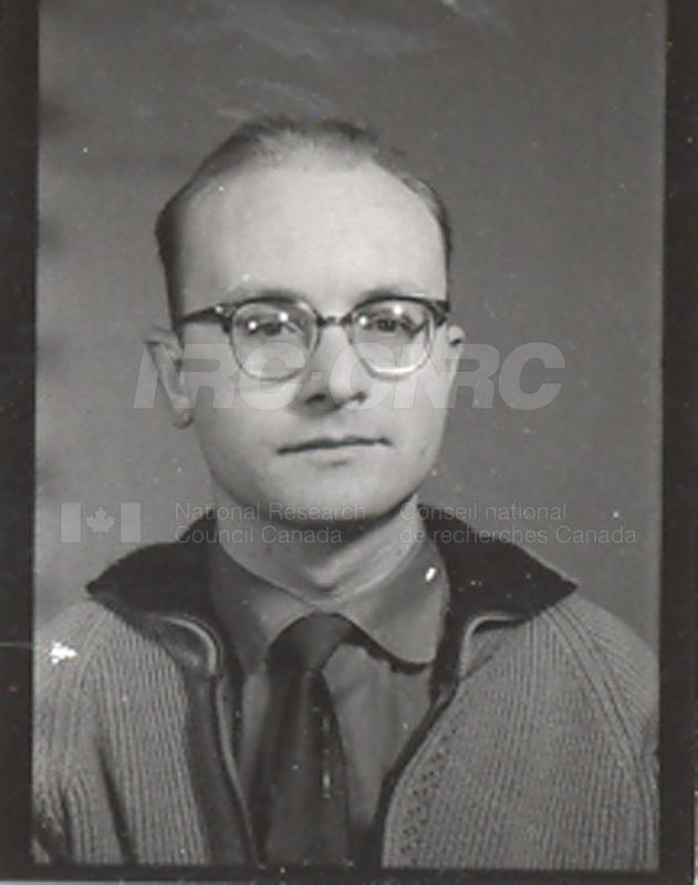 Post Doctorate Fellow- 1959 004