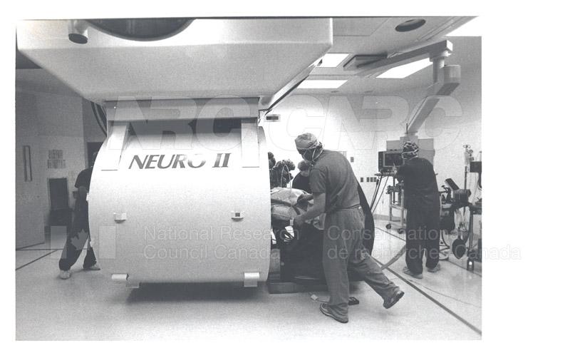 Institute for Biodiagnostics-NEURO II 005