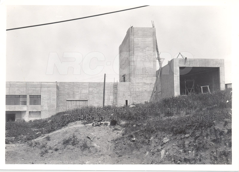 Construction Photographs 204