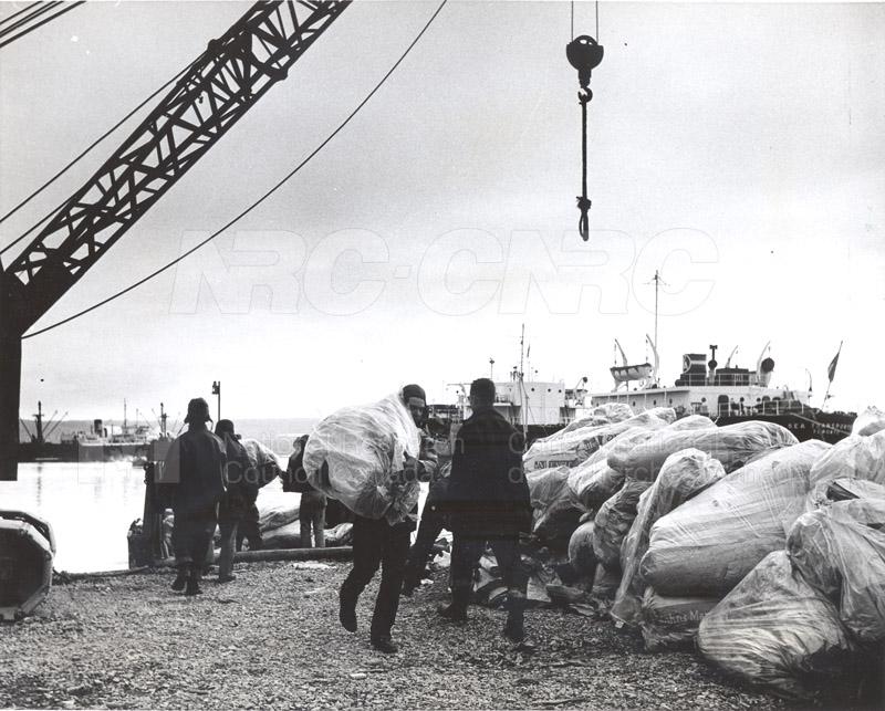 Alert and Resolute Bay Meteorology 1953-1954, 1957 011