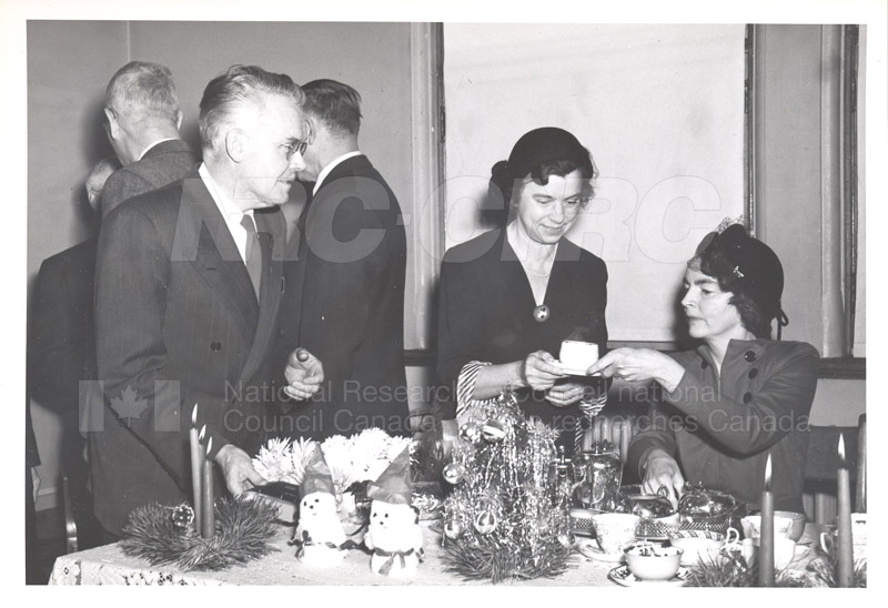 Ernie Hodgson Retirement c.1953 005