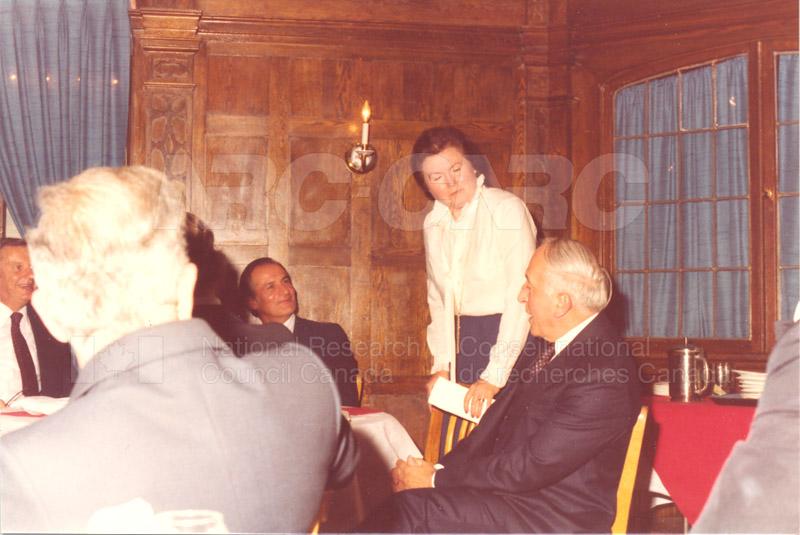 Farewell Dinner for W.G. Schneider 1980 004