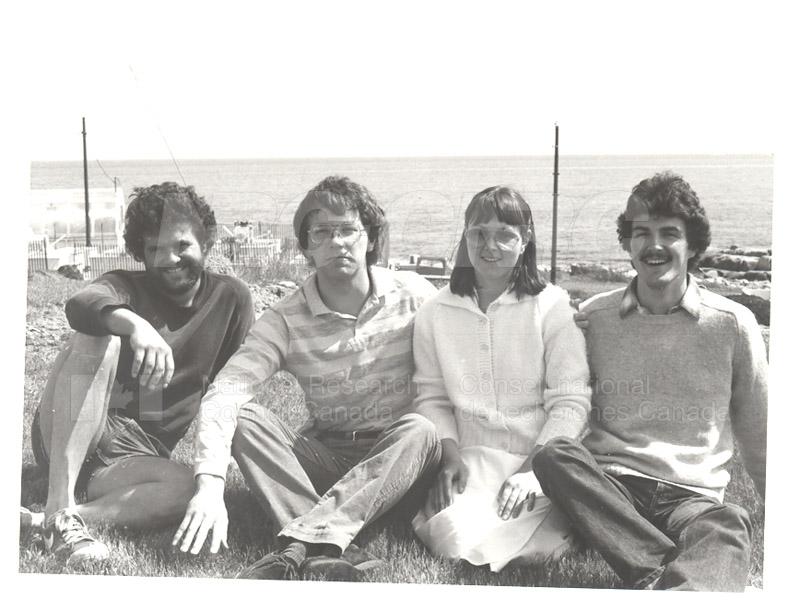 Summer Students 1981 006