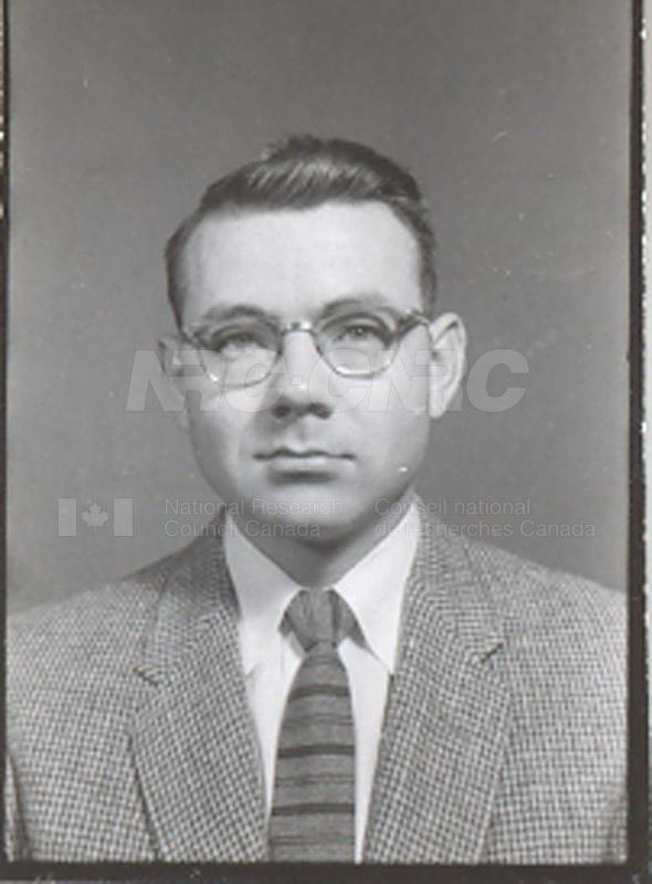 Post Doctorate Fellow- 1959 078