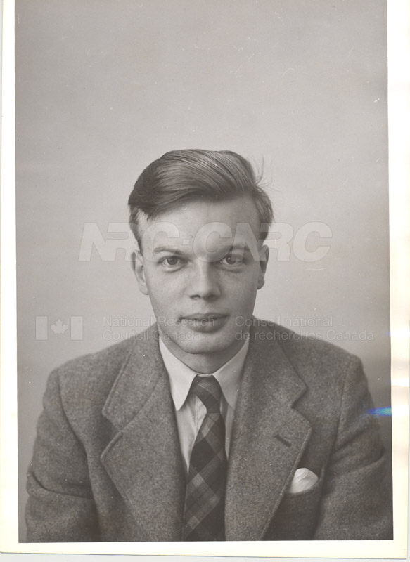 Photographs of Postdoctorate Issue 1957 124