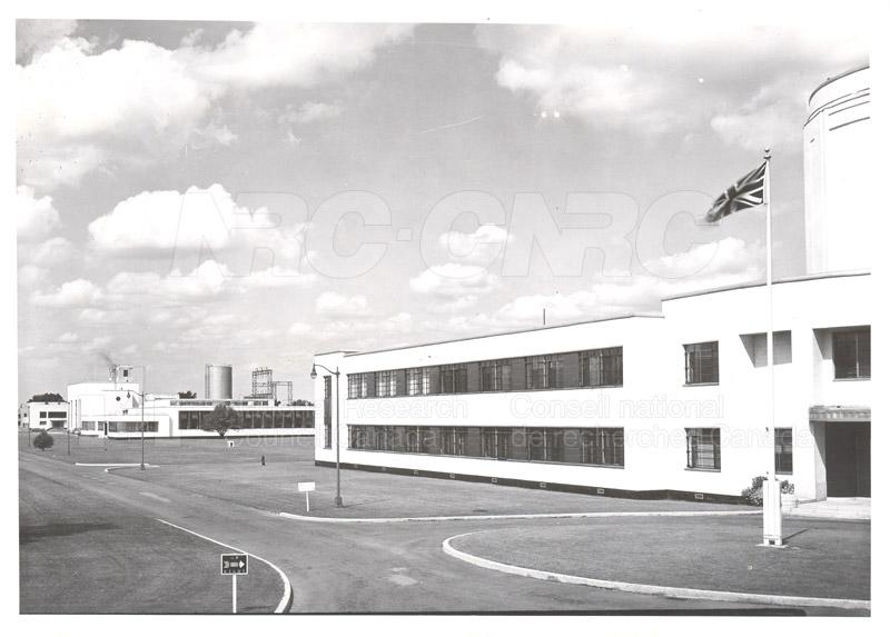 Aeronautical Labs, Mechanical Eng. Power Plant & Engine Labs