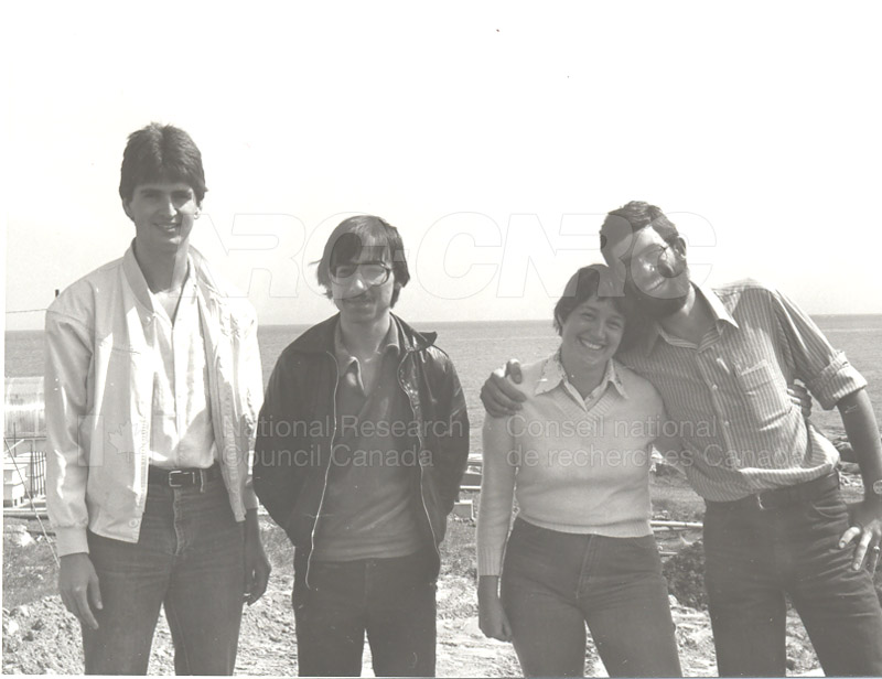 Summer Students 1981 004
