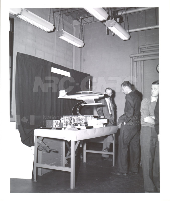 NRC Open House- Montreal Road 1954 012