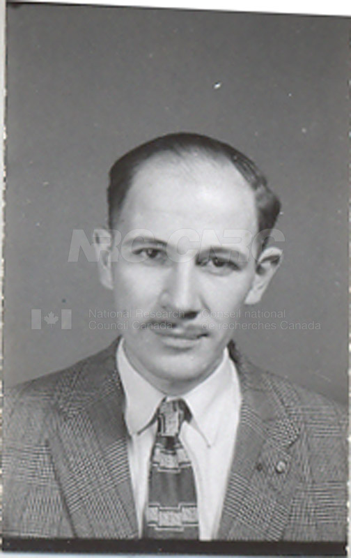 Photographs of Postdoctorate Issue 1957 033