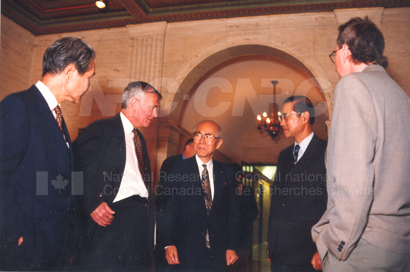 Agreement Signing RIKEN 23 Sept. 1997 019