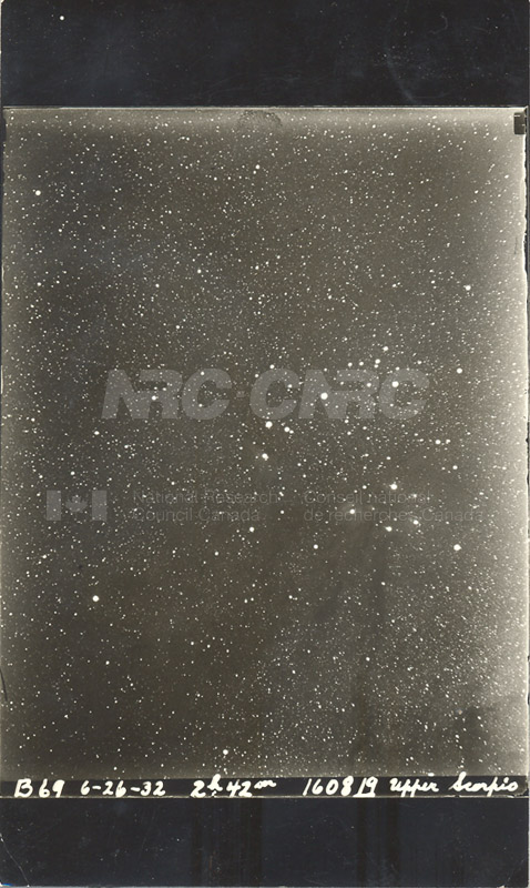 Stars- Texas Observers Upper Scorpio