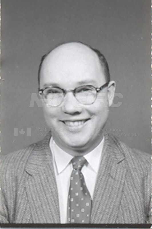 Photographs of Postdoctorate Issue 1957 032