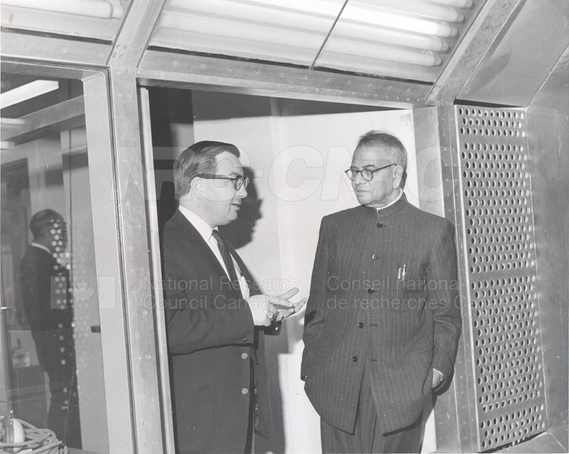 Visit of Mr. Krishnamachari, India 1963 003