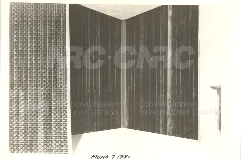 Sussex St. and John St. Labs- Album 3-Wind Tunnel Book 2 March 7 1931 004