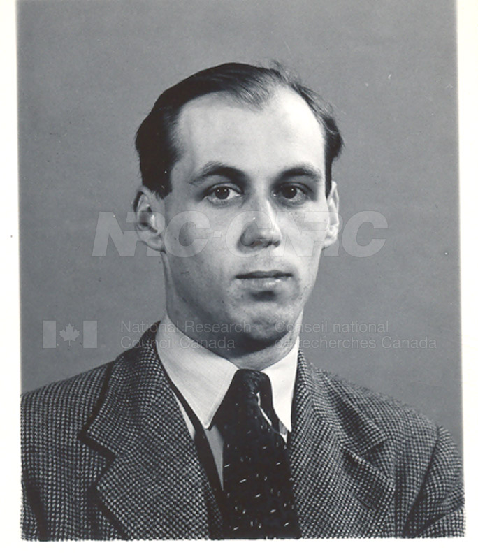 Postdoctorate Fellows 1951 010