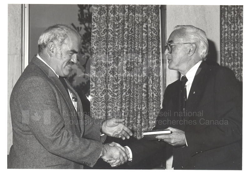 25 Year Service Plaques Presentations 1983 023