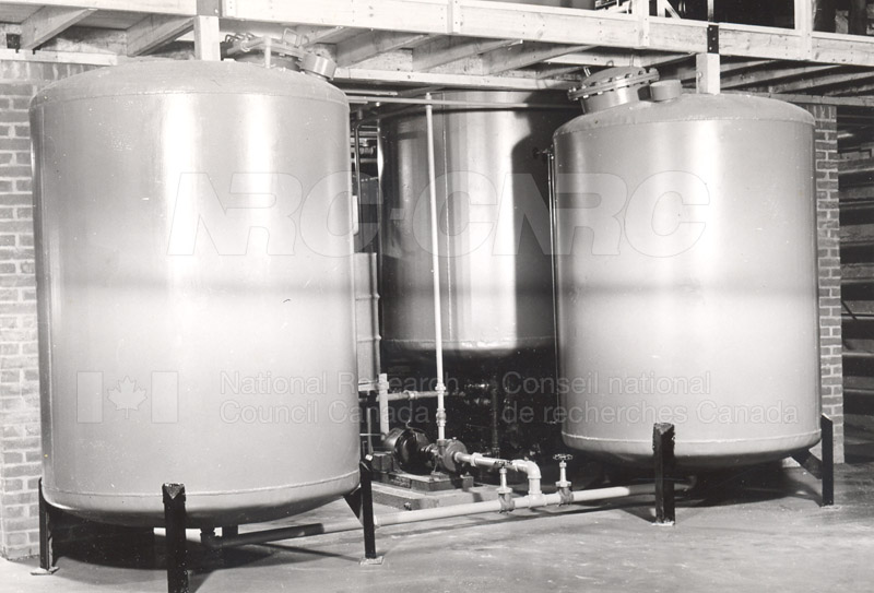 Low & High Wine Storage Tanks