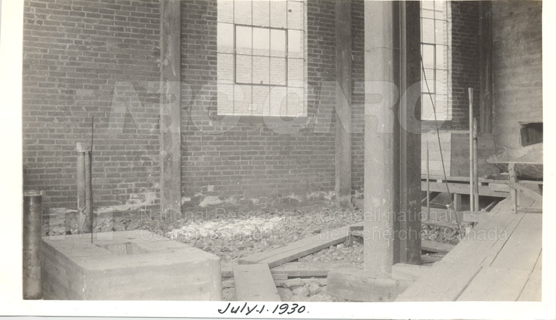 Sussex St. and John St. Labs- Album 2-Wind Tunnel July 1 1930 001