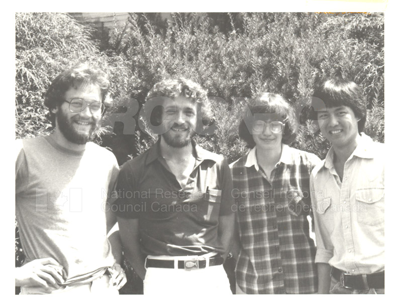 Summer Students 1980 001