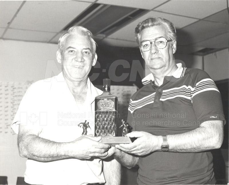 NRC Bowling Tournament 1983