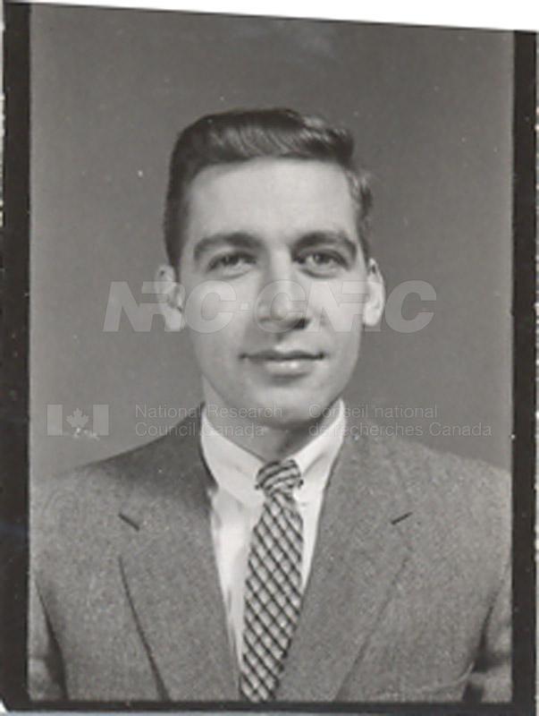 Post Doctorate Fellow- 1959 021